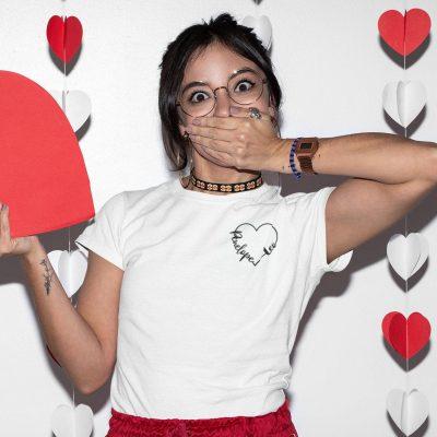 Kids Names heart t-shirt