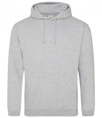 Haeather Grey hoodie