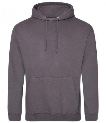 Steel Grey hoodie