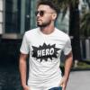 Hero Dad T-Shirt set