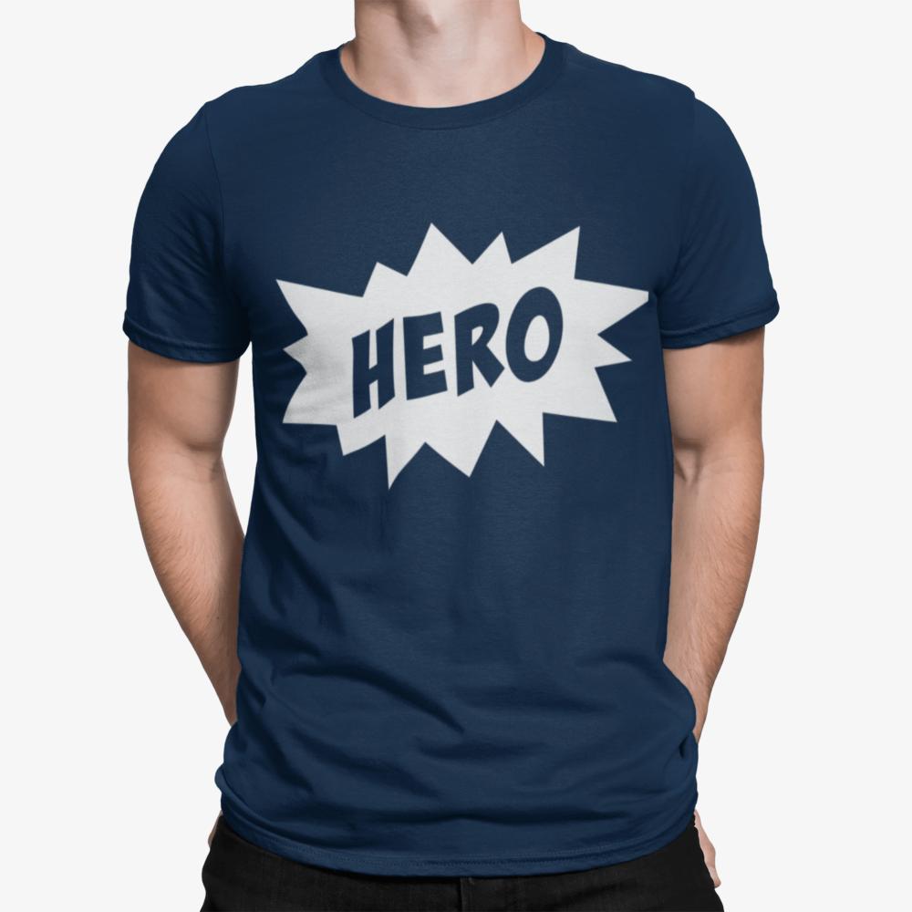 Hero Dad T-Shirt