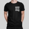 Straight Outta Quarantine 2020 T Shirt black