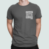 Straight Outta Quarantine 2020 T Shirt grey