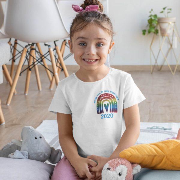 Child's Rainbow T-Shirt