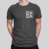DAda t-shirt grey