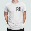 DAda t-shirt white