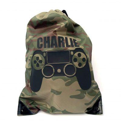 Personalised Gamer Bag