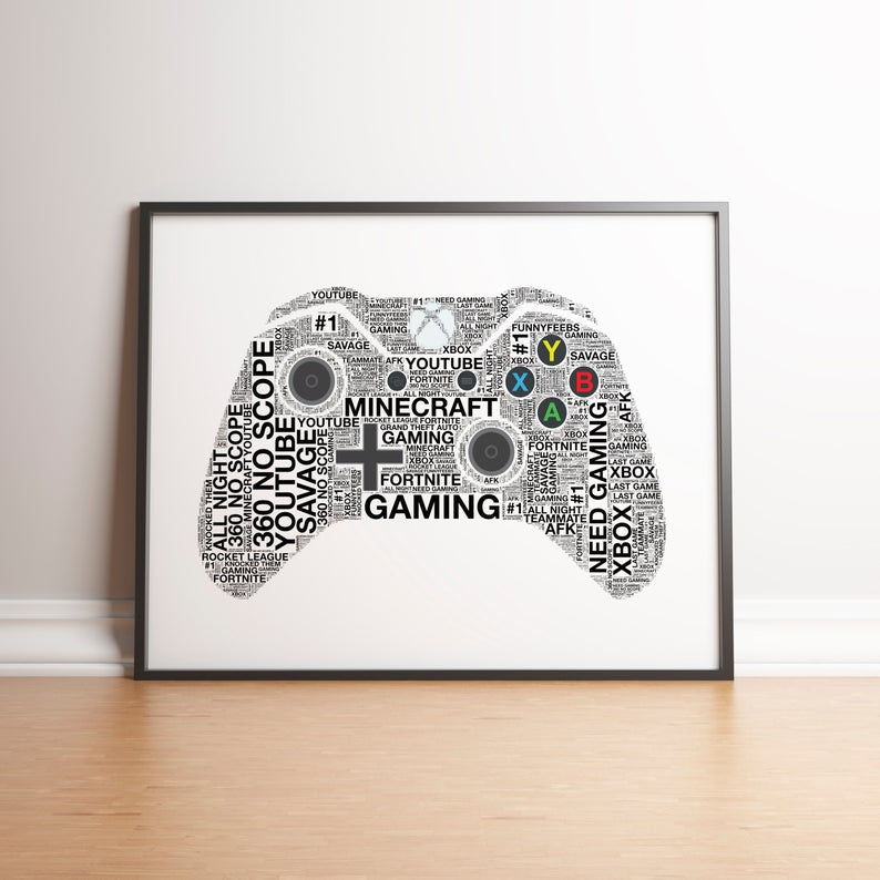Xbox Gamer Gift