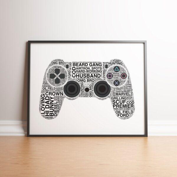 Playstation Gamer Gift