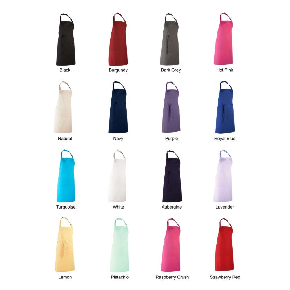 Apron Colour cart