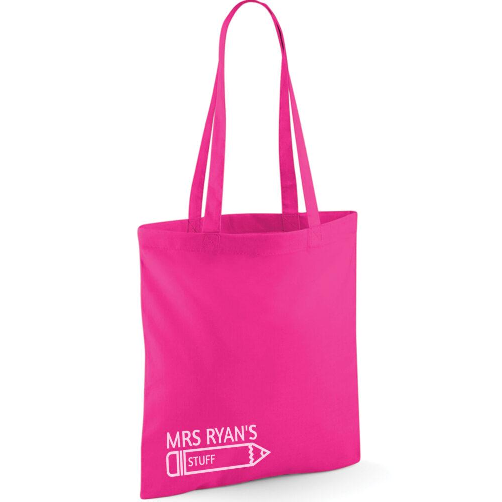Personalised Stuff Bag