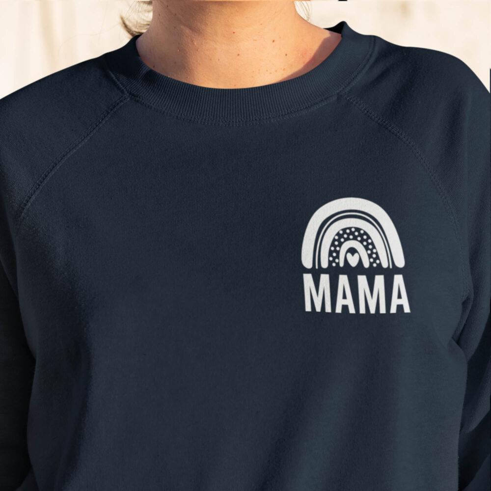 Mama Rainbow Sweatshirt
