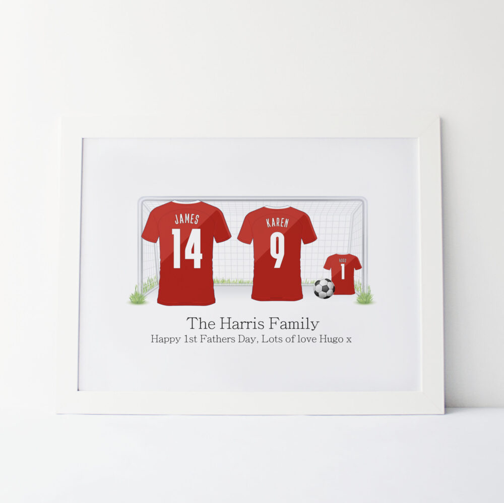Manchester United Fathers day gift