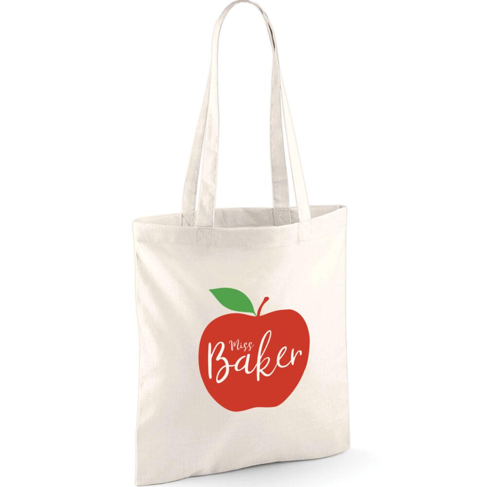 Teachers Apple Bag