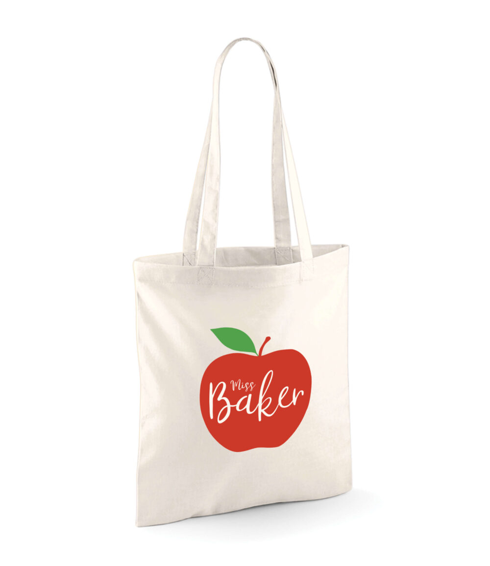 Teachers Apple Bag