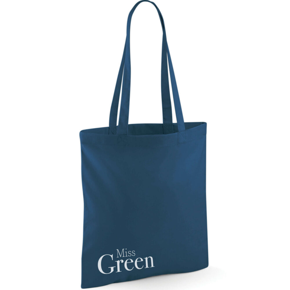 Teachers Name Bag