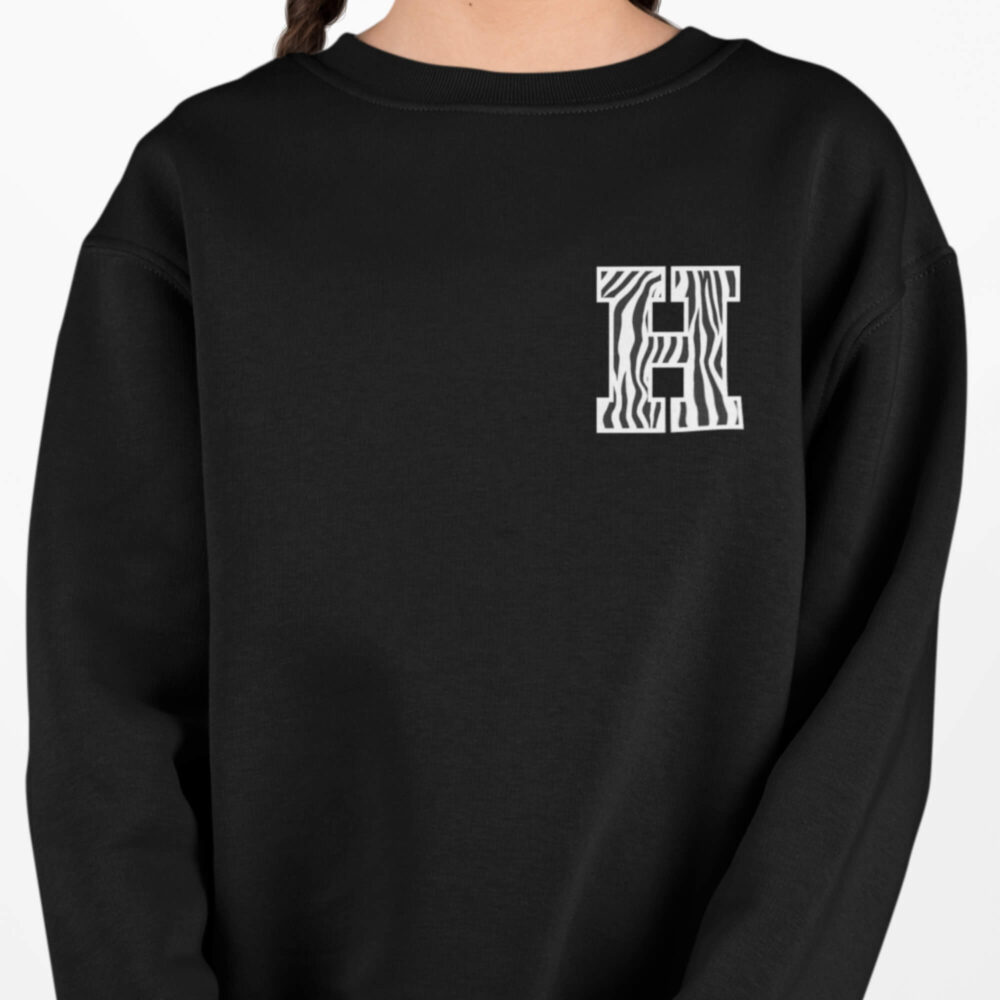 Kids Animal Print Sweatshirt