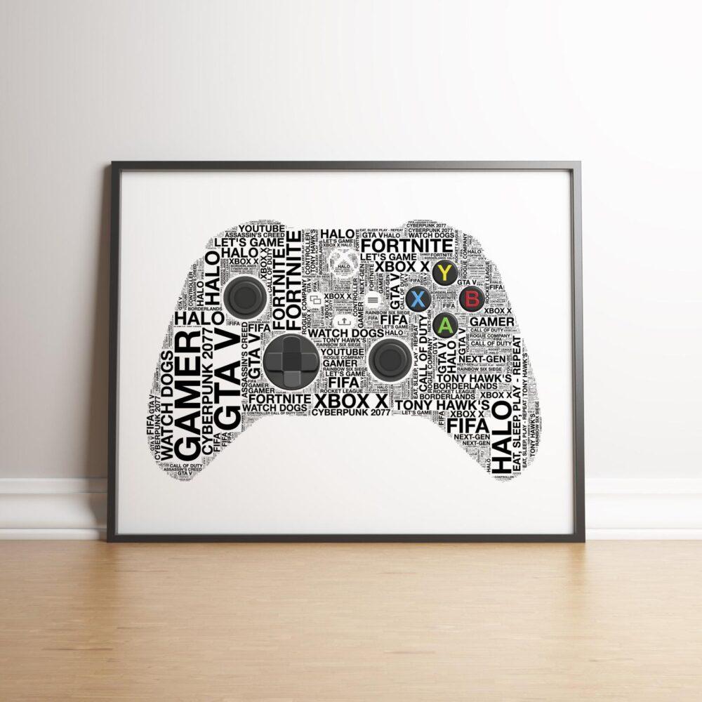 Xbox X controller